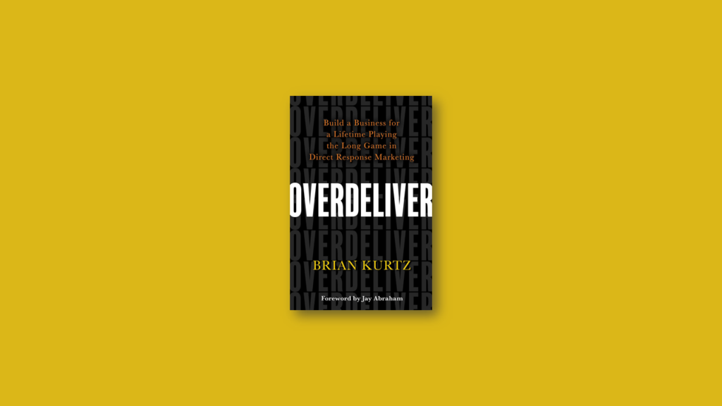 overdeliver summary