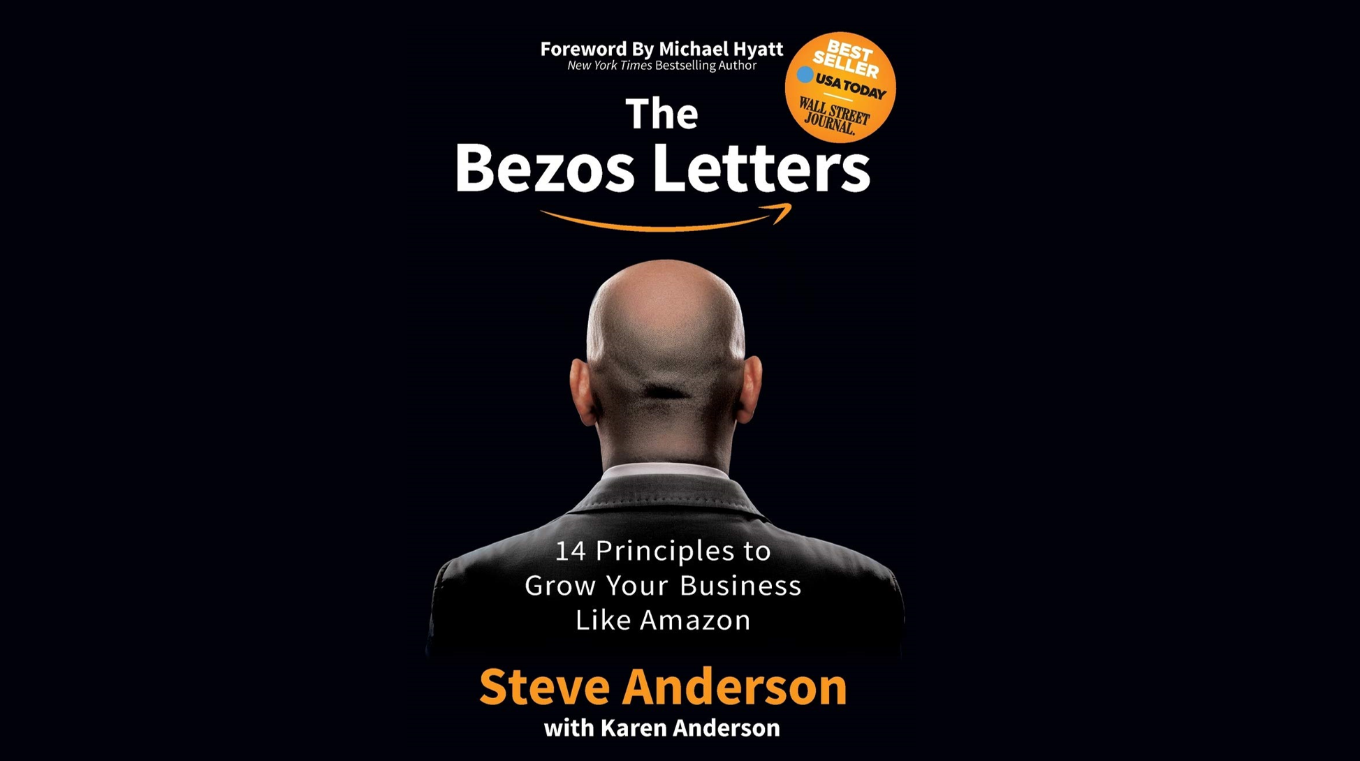 Summary: The Bezos Letters by Steve Anderson
