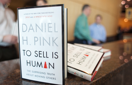 Summary: To Sell is Human by Daniel H. Pink