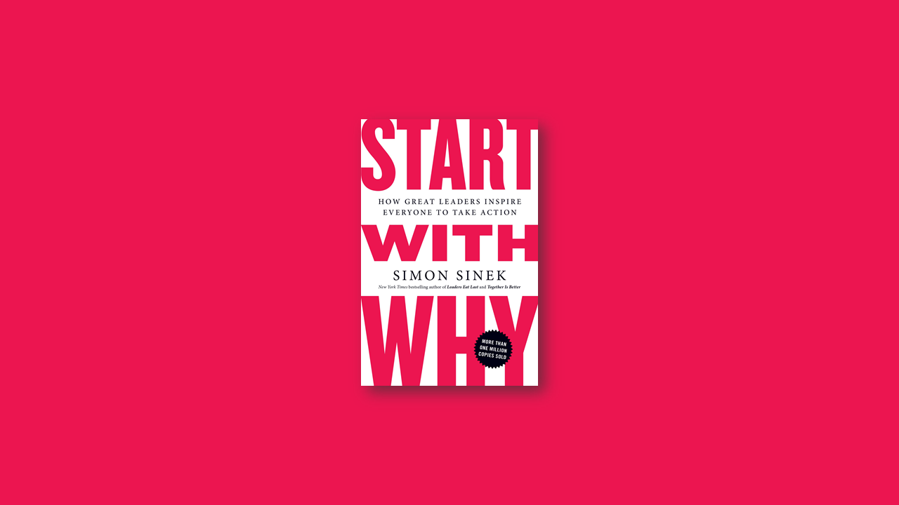 Summary: Start With Why by Simon Sinek