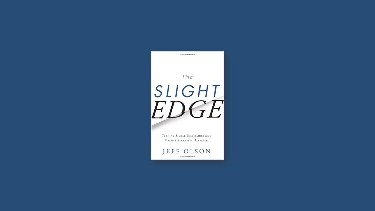 slight edge summary
