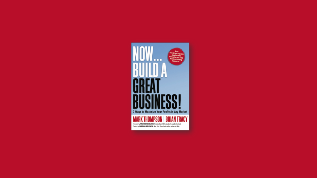 now build a great business summary