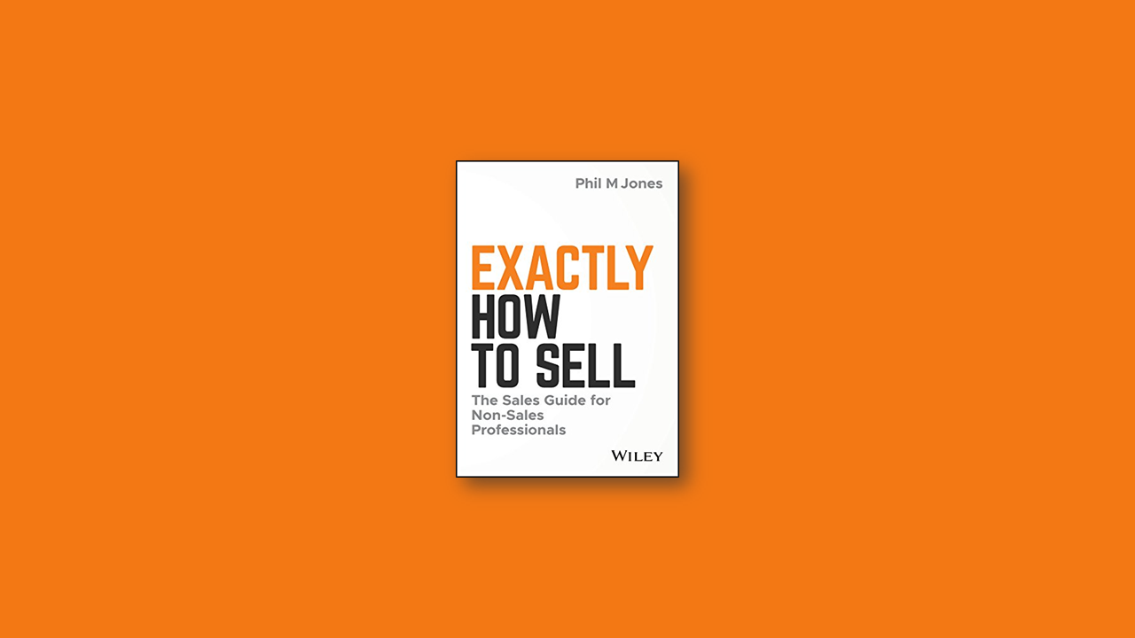 exactly how to sell summary