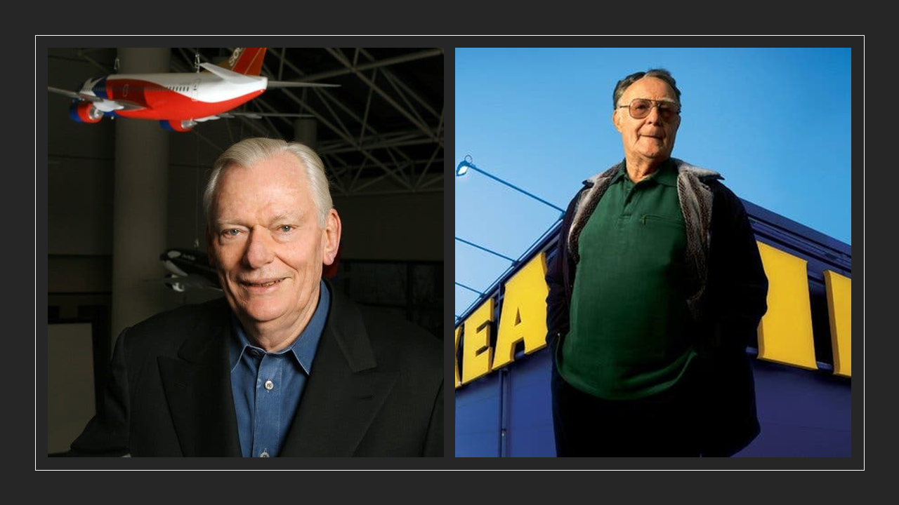 One Innovation At a Time – How Southwest Airlines and IKEA Built Invincible Businesses