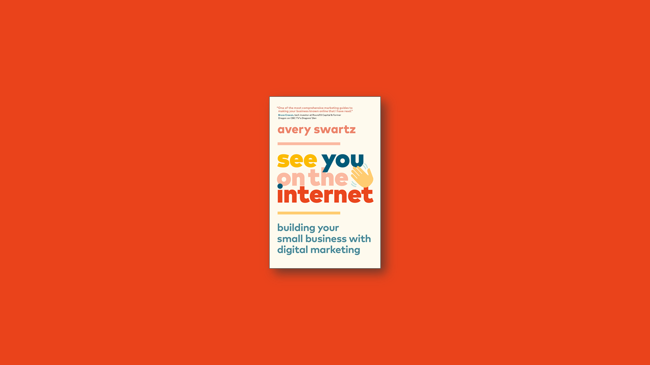 Summary: See You On The Internet by Avery Swartz