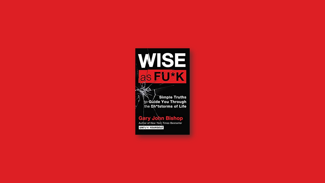 Summary: Wise as Fu*k By Gary John Bishop