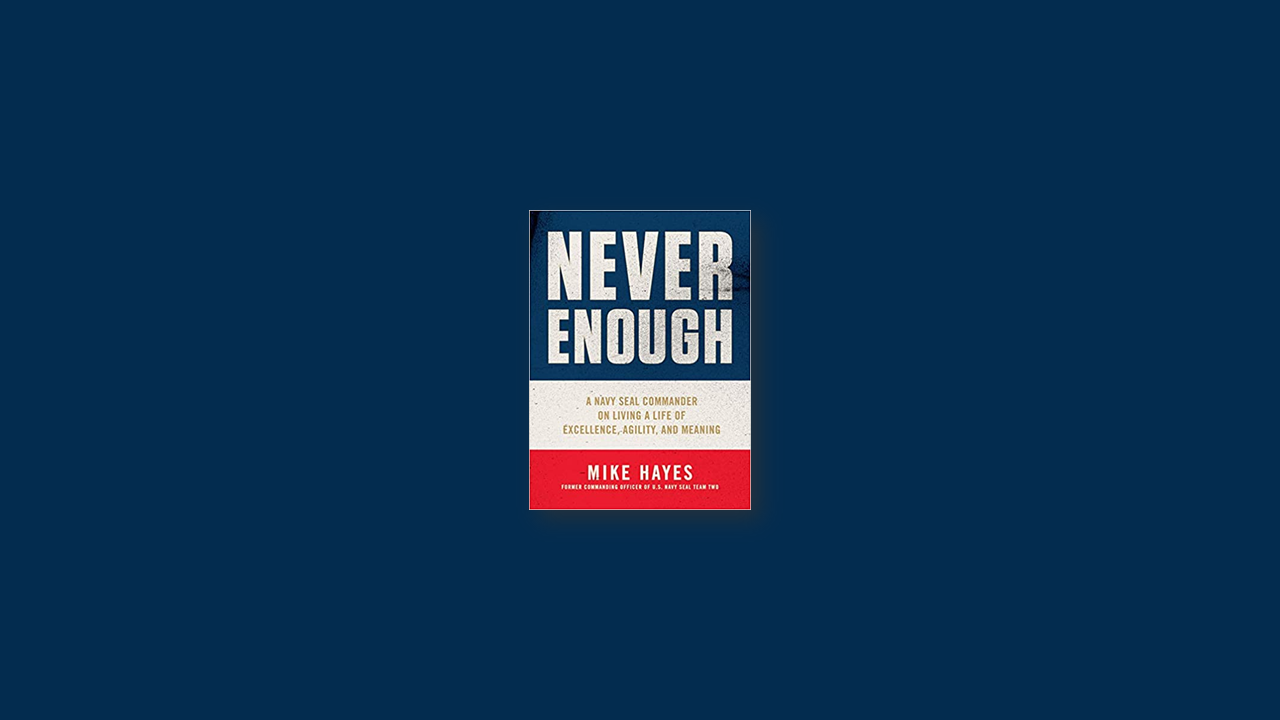 Summary: Never Enough by Mike Hayes