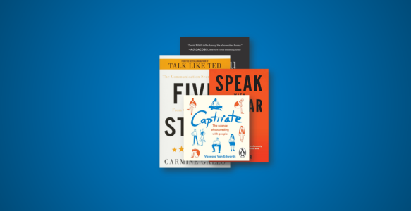 7 Great Books on Communications