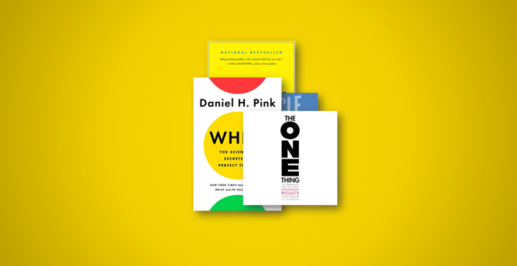 8 Great Books on Productivity