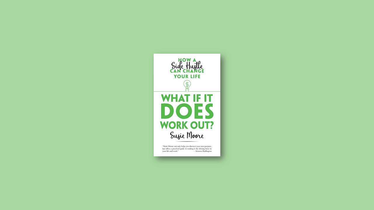 Summary: What If It Does Work Out? By Susie Moore