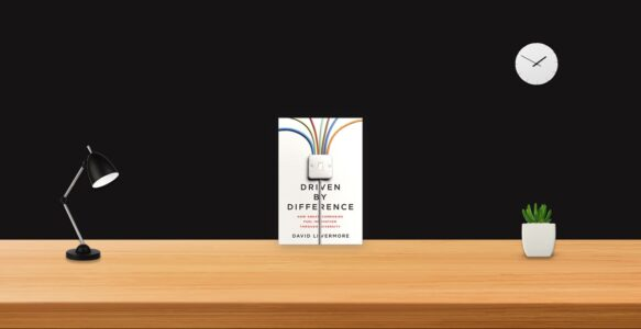Summary: Driven by Difference By David Livermore