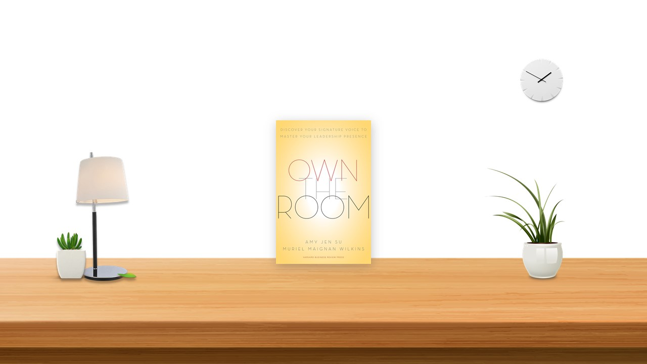 Summary: Own the Room By Amy Jen Su