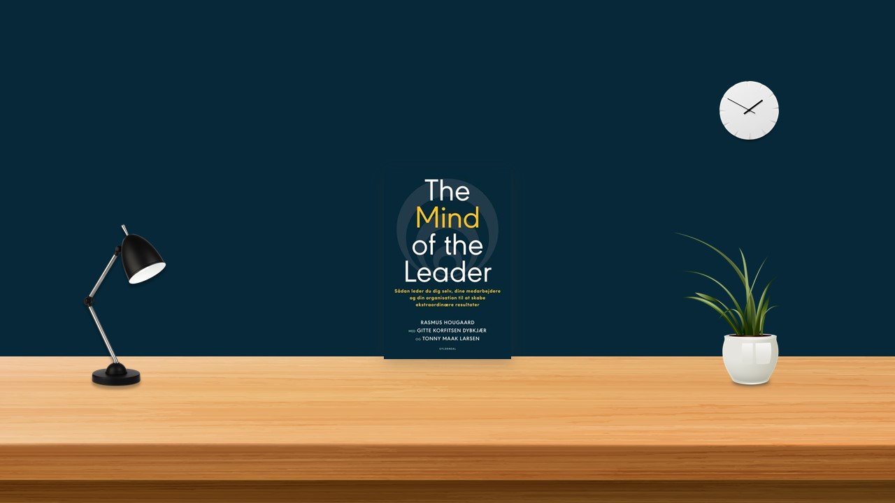 Summary: The Mind of the Leader By Rasmus Hougaard