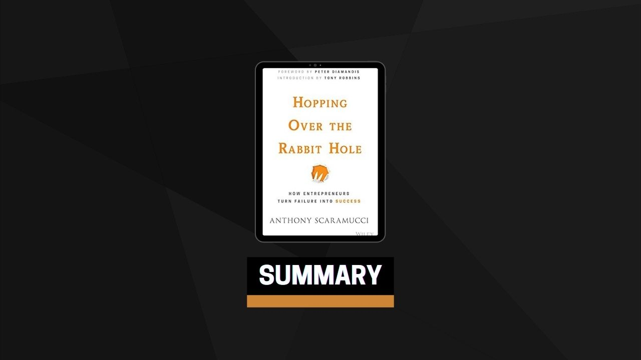 Summary: Hopping Over The Rabbit Hole by Anthony Scaramucci