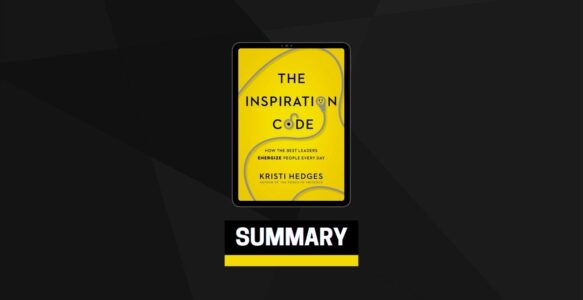 Summary: The Inspiration Code By Kristi Hedges