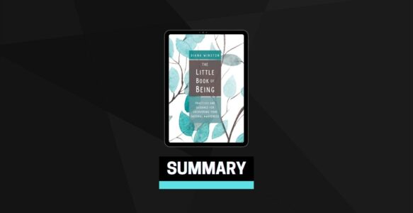 Summary: The Little Book of Being By Diana Winston