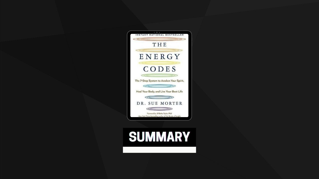 Summary: The Energy Codes By Sue Morter