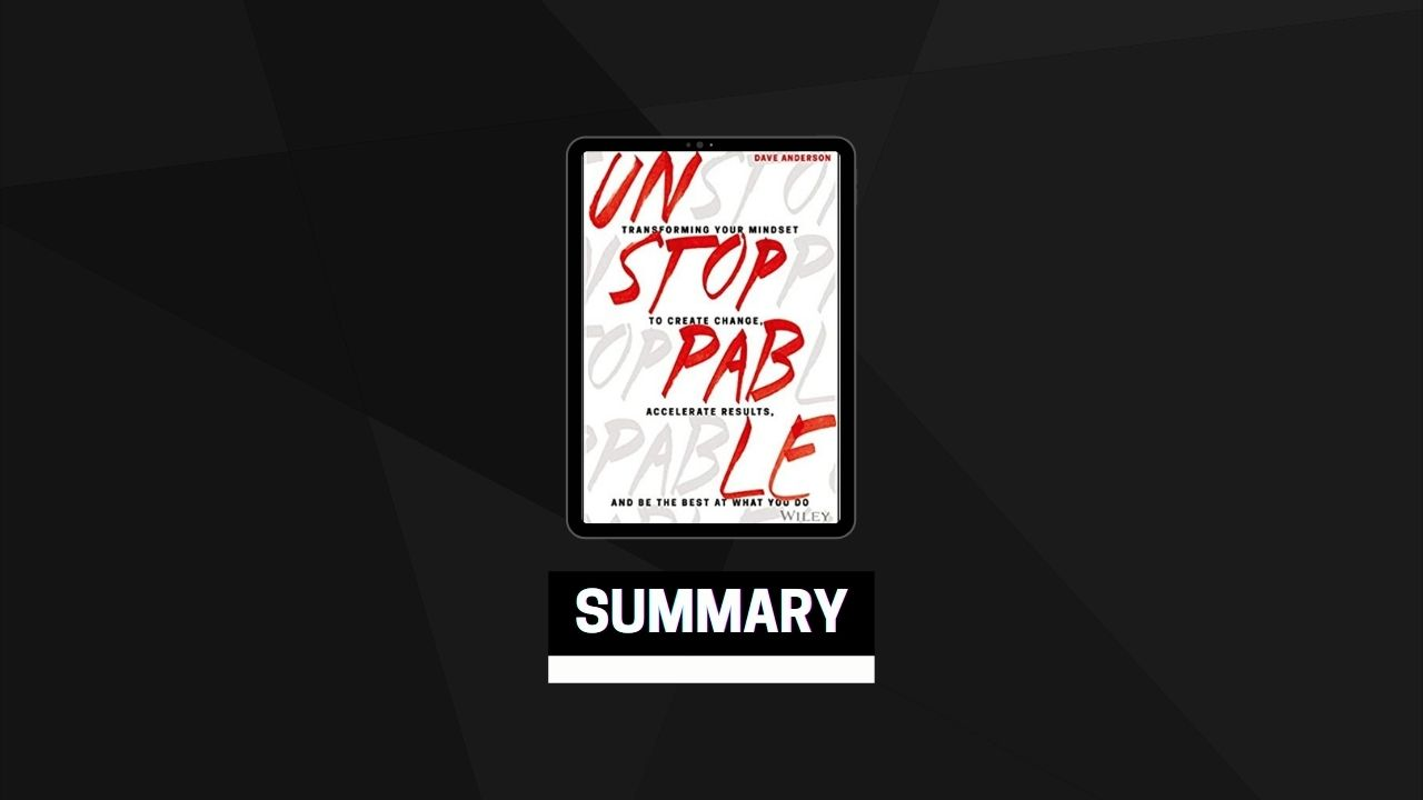 Summary: Unstoppable By Dave Anderson