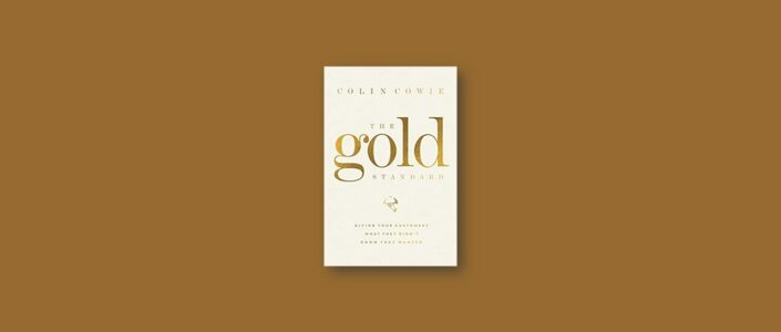 Summary: The Gold Standard By Colin Cowie